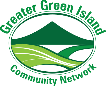 Greater Green Island Logo